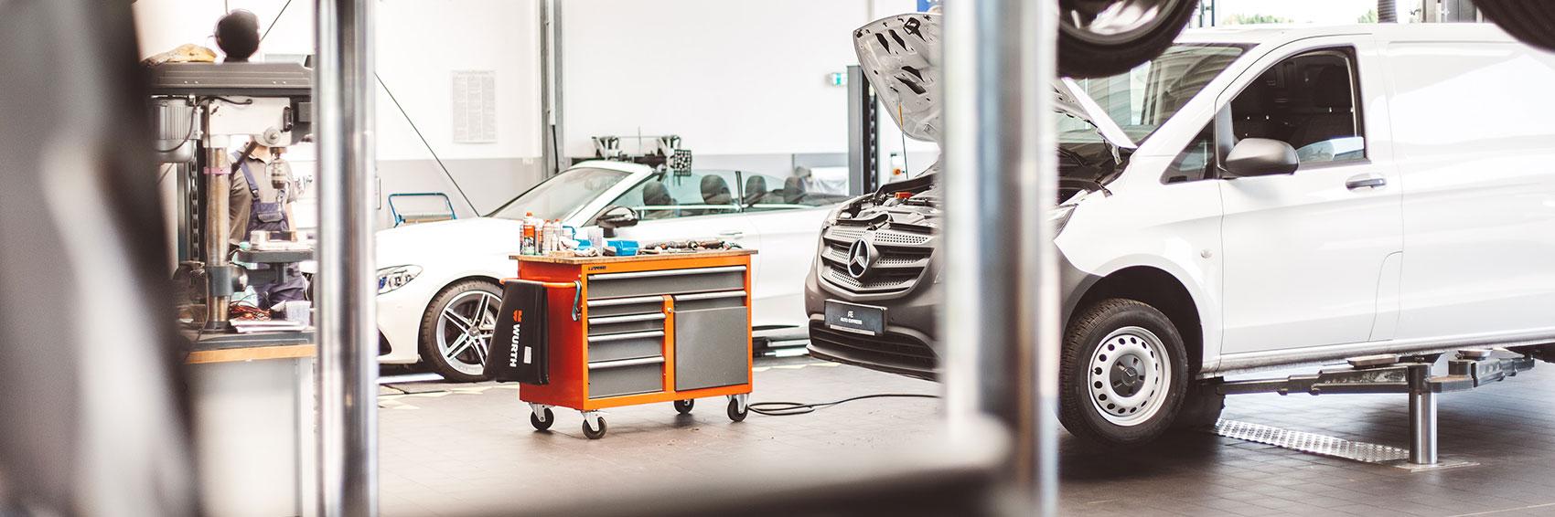 KFZ Meisterwerkstatt Auto Express