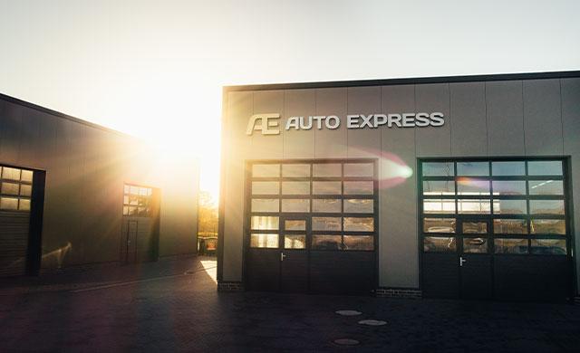 Auto Express - Mercedes Benz Gebrauchtwagen