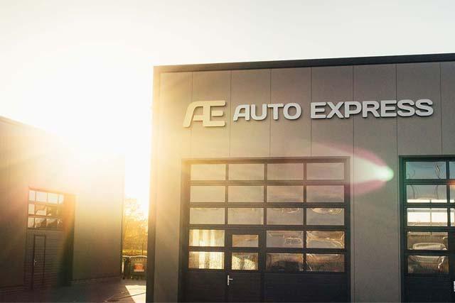 Firmengebäude Auto Express - Oyten